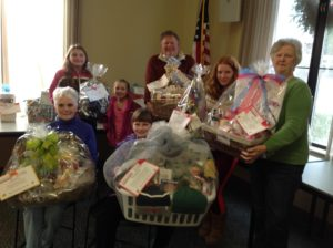 7th Annual Holiday Basket Raffle Drawing @ Rowley Public Library | Rowley | Massachusetts | United States