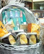 Holiday Basket Raffle display opens and ticket sales begin @ Rowley Public Library | Rowley | Massachusetts | United States
