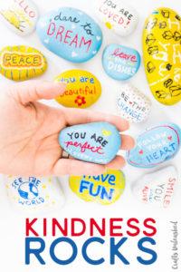 "Teen Craft Day:  ""Kindness Rocks"""